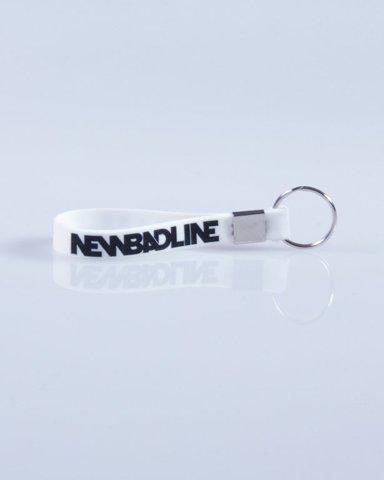 NEW BAD LINE BRELOK CLASSIC WHITE-BLACK