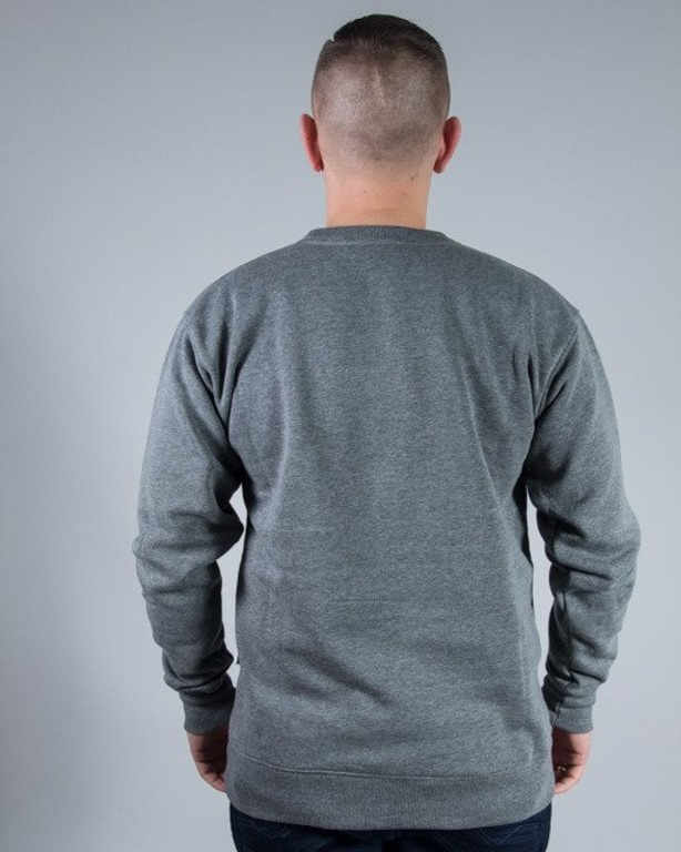 BLUZA CREWNECK BOX GREY