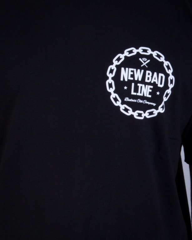 NEW BAD LINE KOSZULKA BRX DON'T BLACK