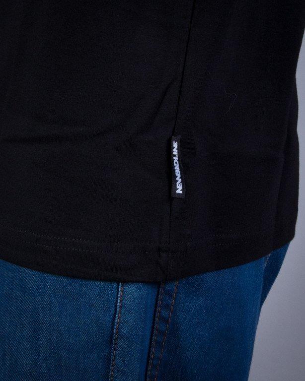 NEW BAD LINE KOSZULKA CLASSIC BLACK ON BLACK