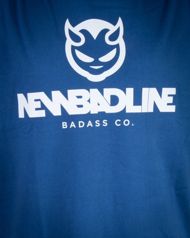 NEW BAD LINE KOSZULKA DEVIL NAVY BLUE