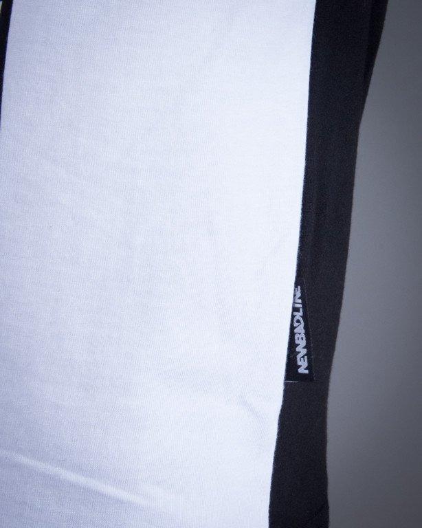 NEW BAD LINE KOSZULKA EASY BLACK-WHITE