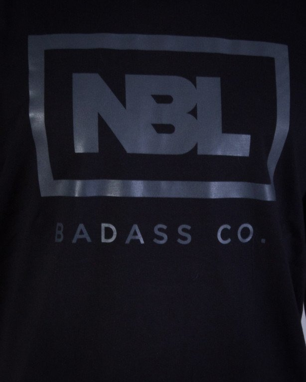 NEW BAD LINE KOSZULKA ICON BLACK ON BLACK