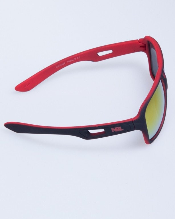 NEW BAD LINE OKULARY BIG INSIDE MIRROR RUBBER 292