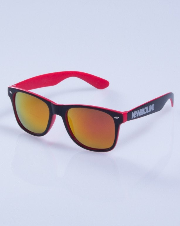 NEW BAD LINE OKULARY CLASSIC INSIDE MIRROR MAT 170