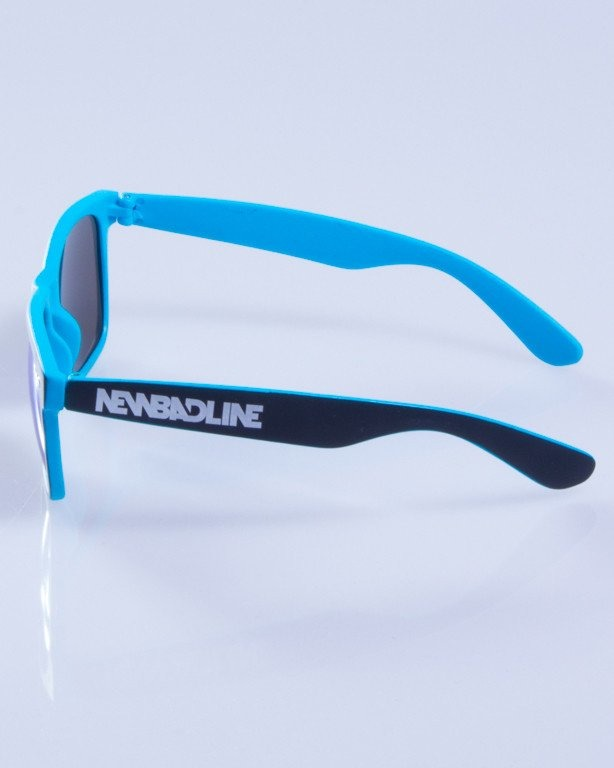 NEW BAD LINE OKULARY CLASSIC INSIDE MIRROR MAT 174