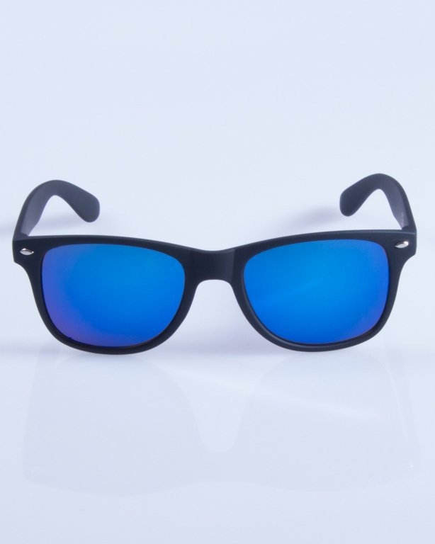 NEW BAD LINE OKULARY CLASSIC MIRROR RUBBER 332