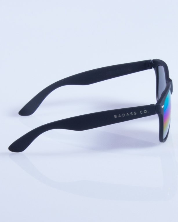 NEW BAD LINE OKULARY CLASSIC MIRROR RUBBER 335