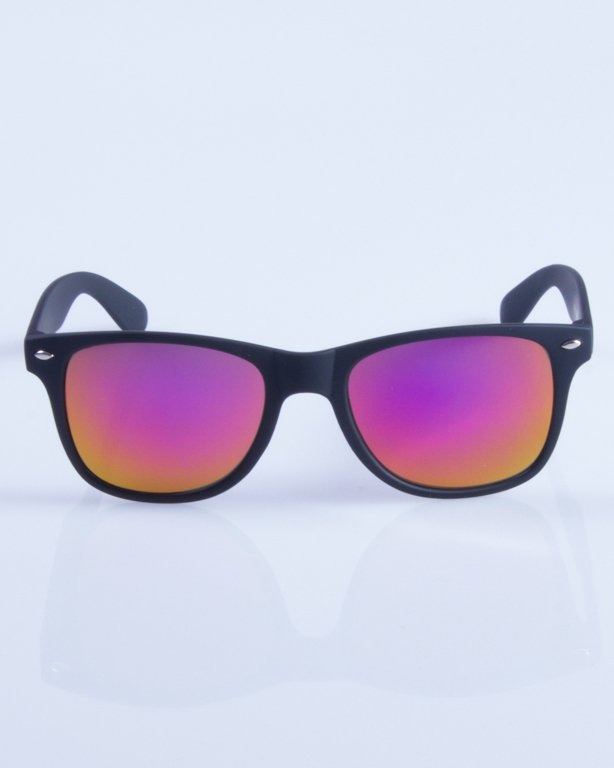 NEW BAD LINE OKULARY CLASSIC MIRROR RUBBER 339