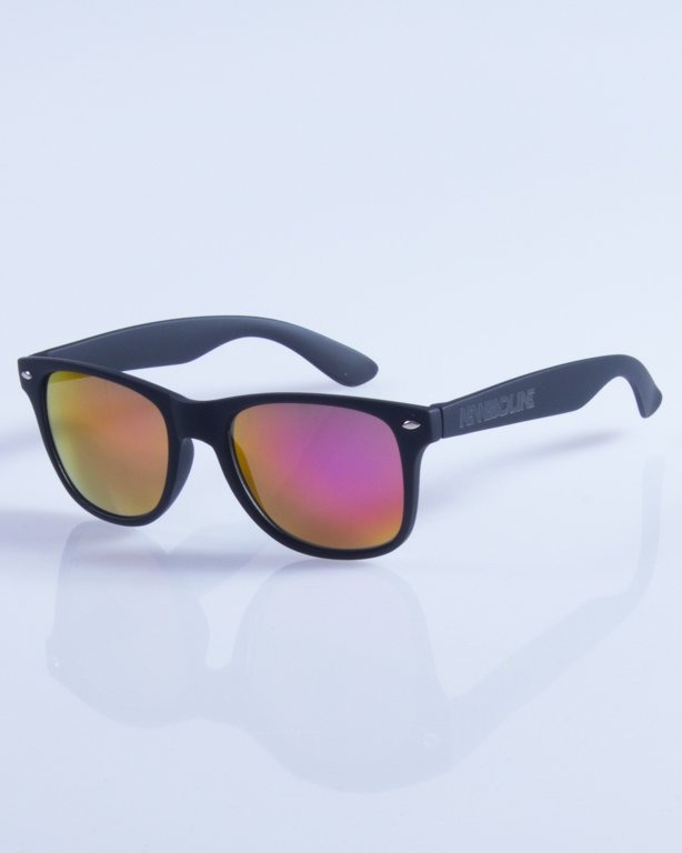 NEW BAD LINE OKULARY CLASSIC MIRROR RUBBER 341
