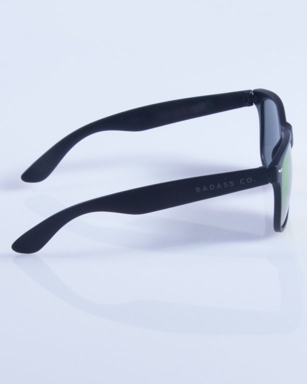 NEW BAD LINE OKULARY CLASSIC MIRROR RUBBER 358