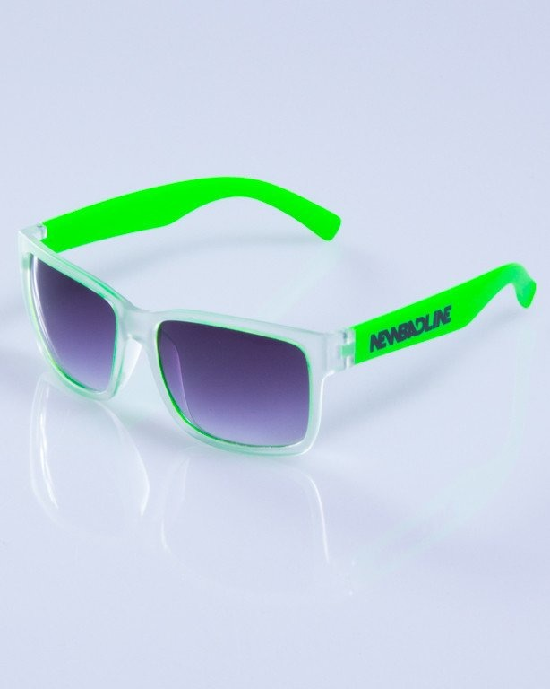 NEW BAD LINE OKULARY CLOUDY 203