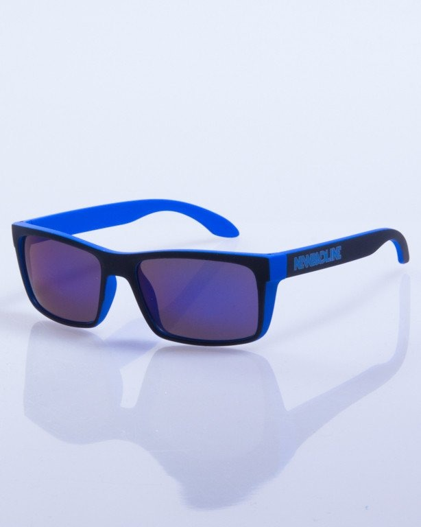 NEW BAD LINE OKULARY LOW MIRROR RUBBER 305