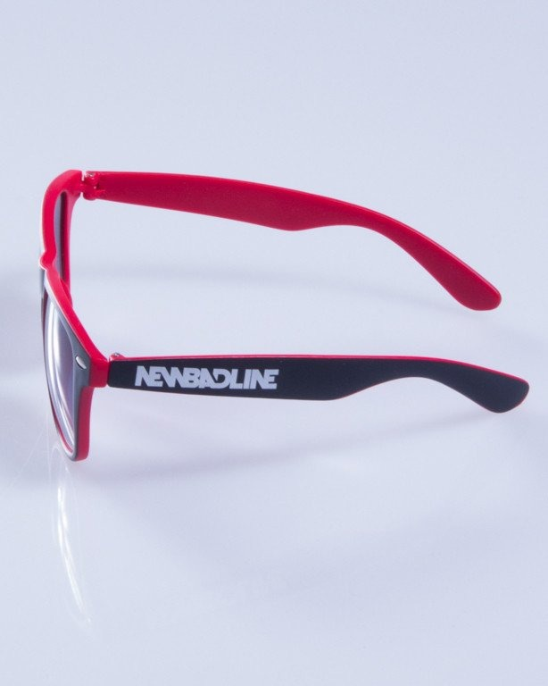 NEW BAD LINE OKULARY ROUND INSIDE 221