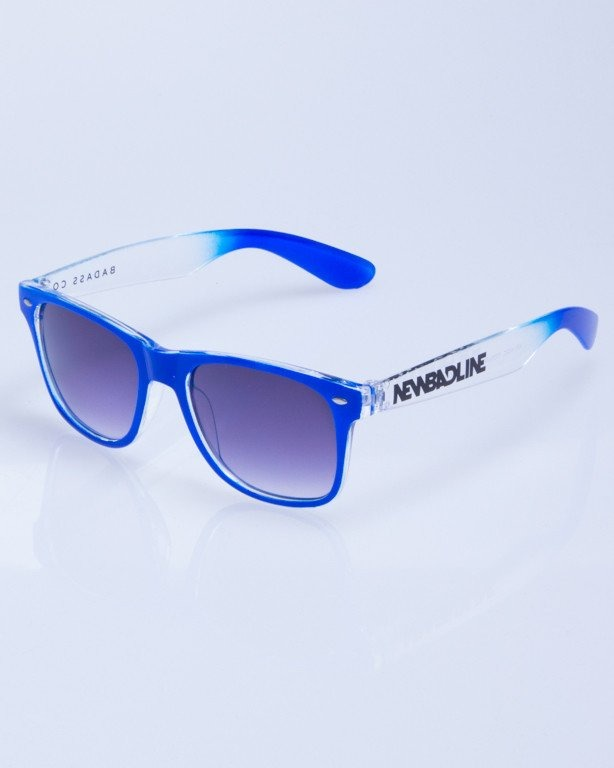 OKULARY CLASSIC SHADOW BLUE 110