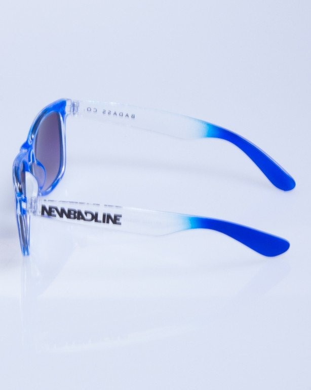 OKULARY CLASSIC SHADOW BLUE 110
