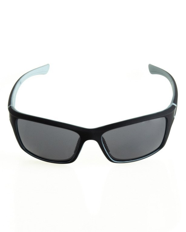 OKULARY EXEMPLAR INSIDE BLACK-GREY RUBBER BLACK 120