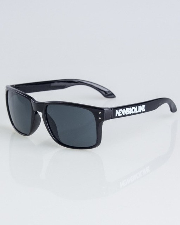 OKULARY FREESTYLE BLACK FLASH BLACK 1311