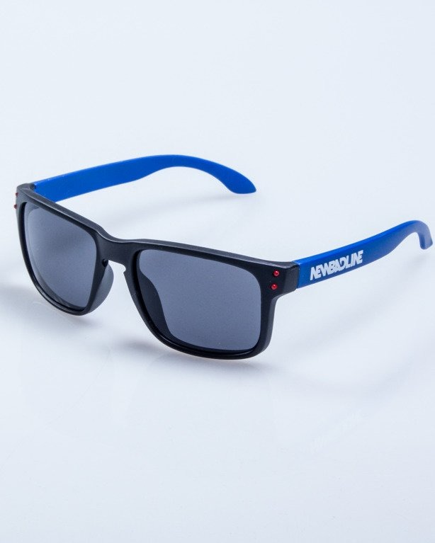OKULARY FREESTYLE POINT BLACK-BLUE-RED MAT BLACK 620