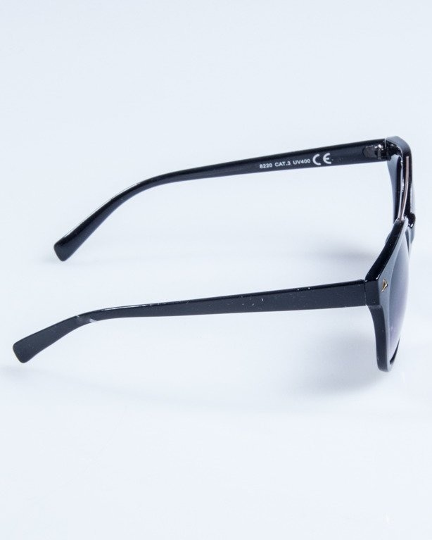 OKULARY LADY GET LACK FLASH BLACK 725