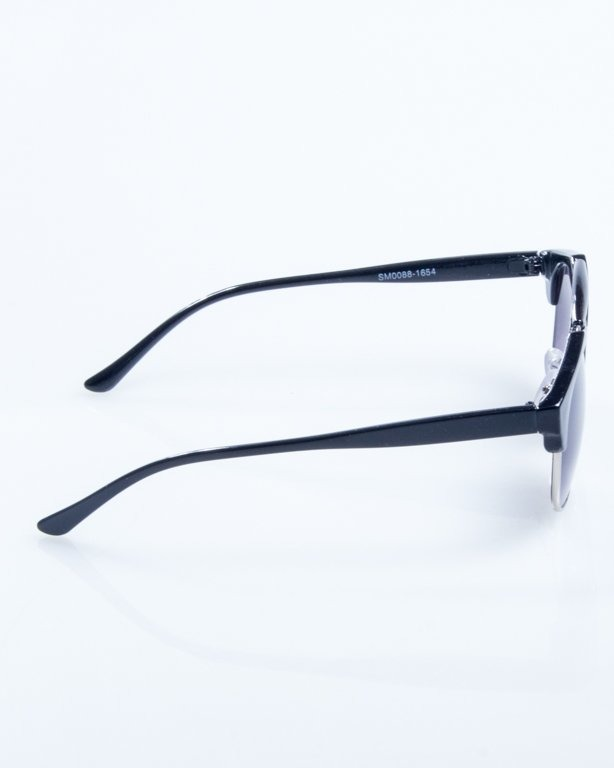 OKULARY NIGHT BLACK-BLACK 806