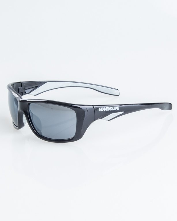 OKULARY SPEED BLACK FLASH BLACK 1250
