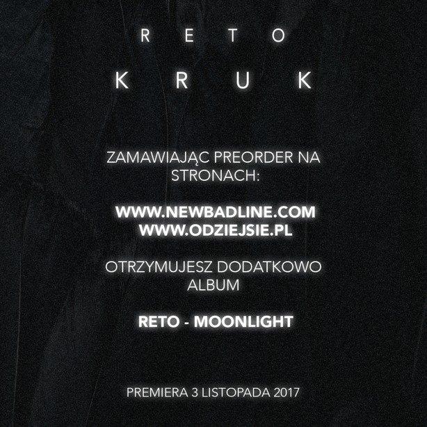 PREORDER: ReTo - K R U K + ReTo - MOONLIGHT (BONUS PACK)