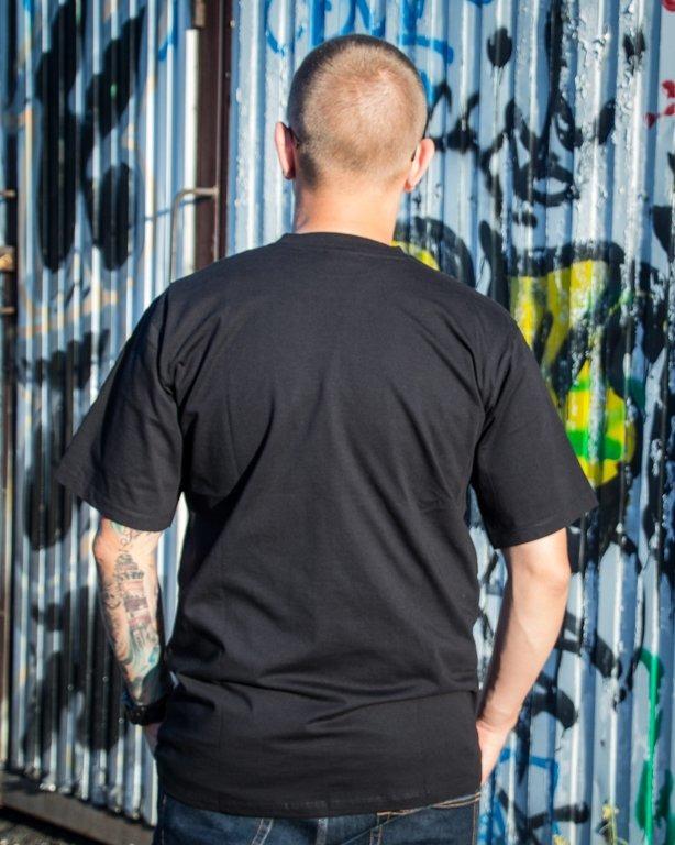 T-SHIRT BASKET BLACK