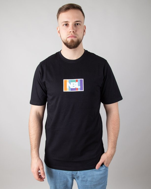 T-SHIRT BLOCKS BLACK