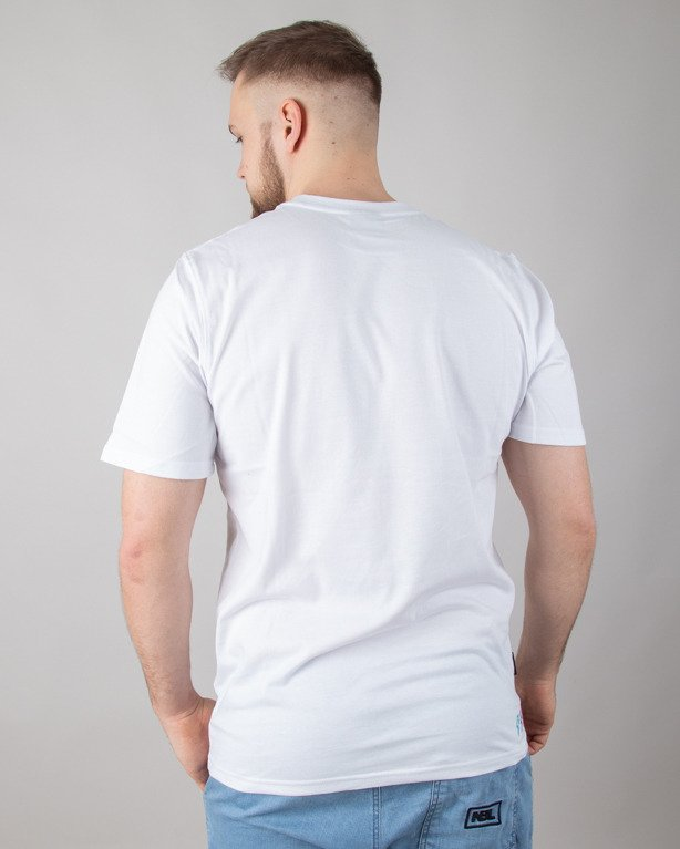 T-SHIRT BLOCKS WHITE