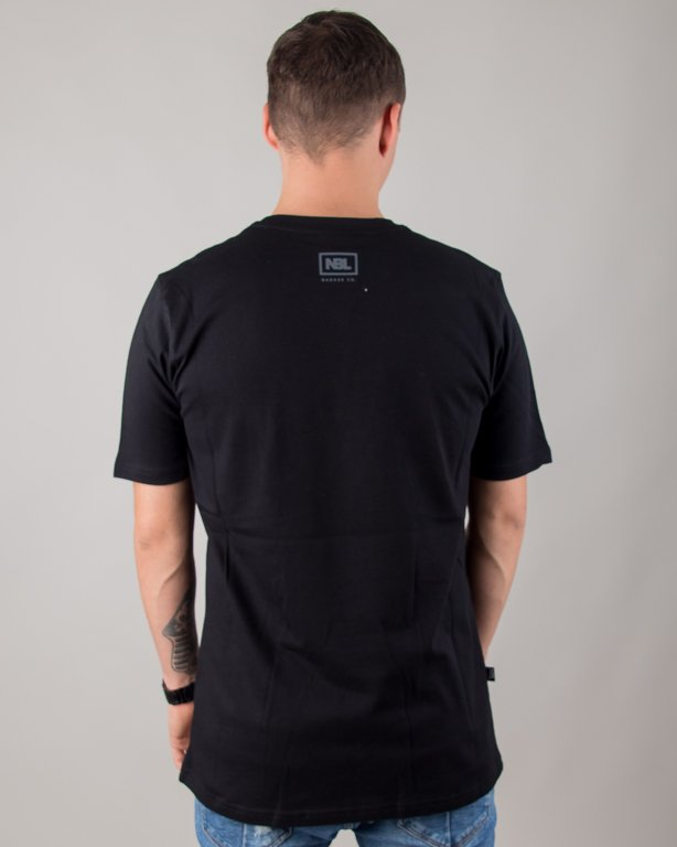 T-SHIRT CLASSIC BLACK-BLACK