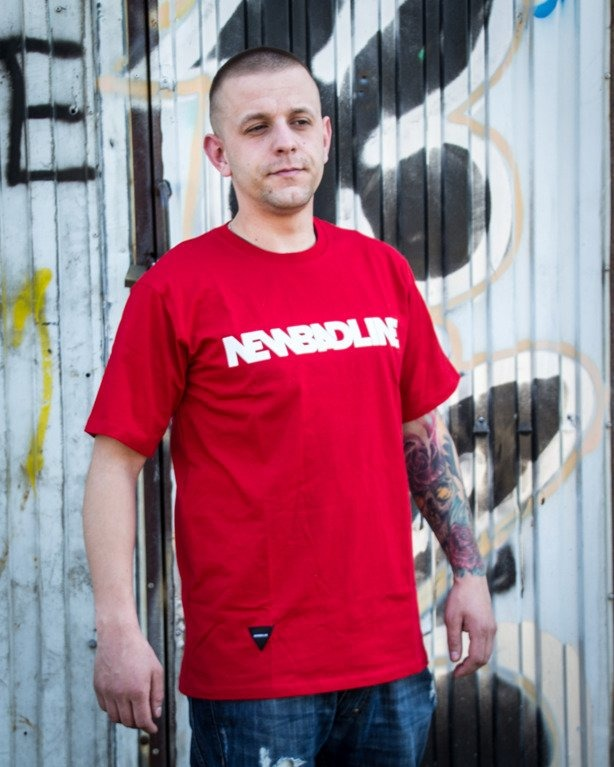T-SHIRT CLASSIC RED