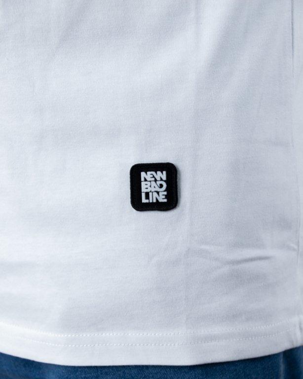 T-SHIRT CUT ICON WHITE