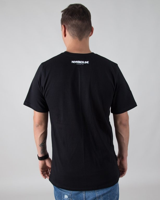 T-SHIRT EARTH BLACK