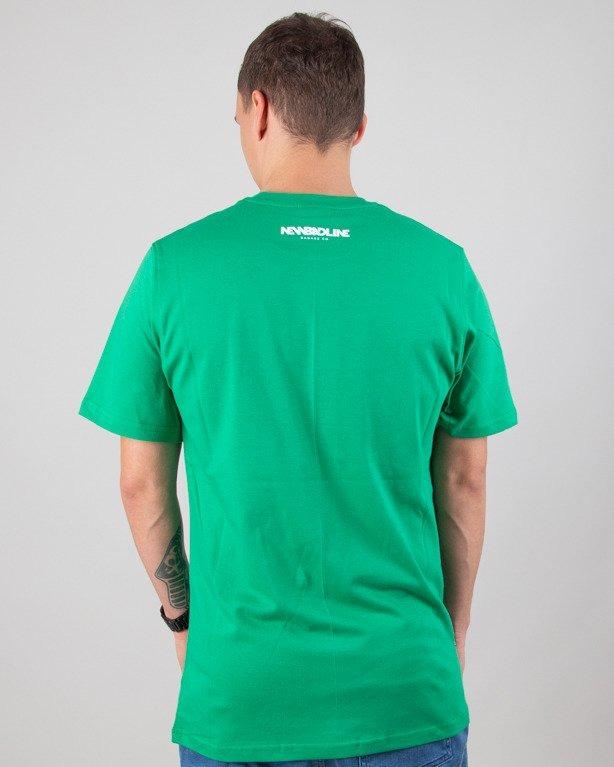 T-SHIRT ICON GREEN