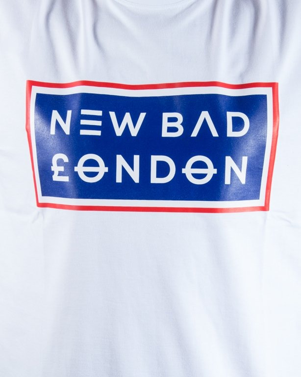 T-SHIRT LONDON WHITE