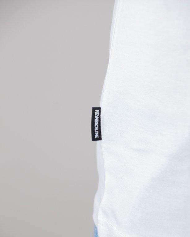 T-SHIRT RAINBOW WHITE