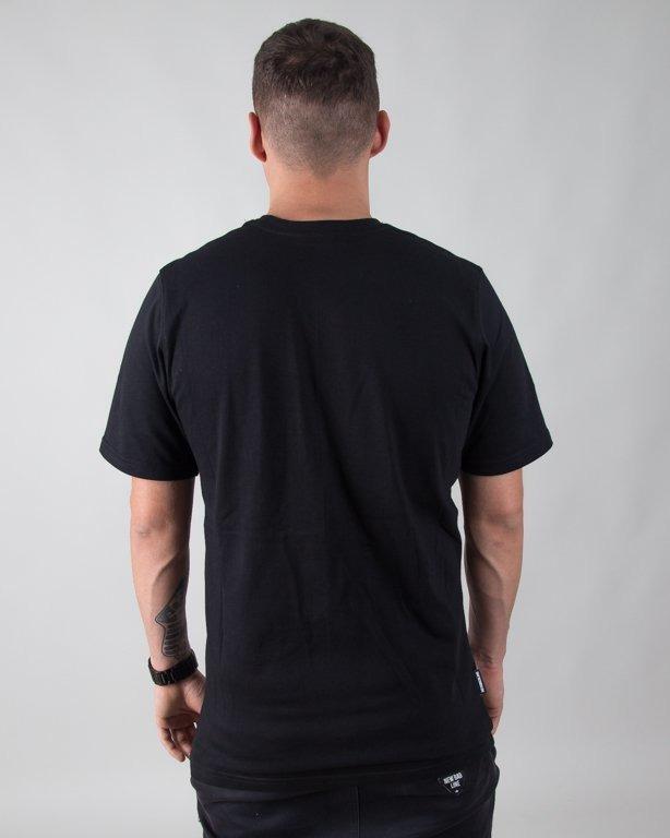 T-SHIRT ROMB BLACK