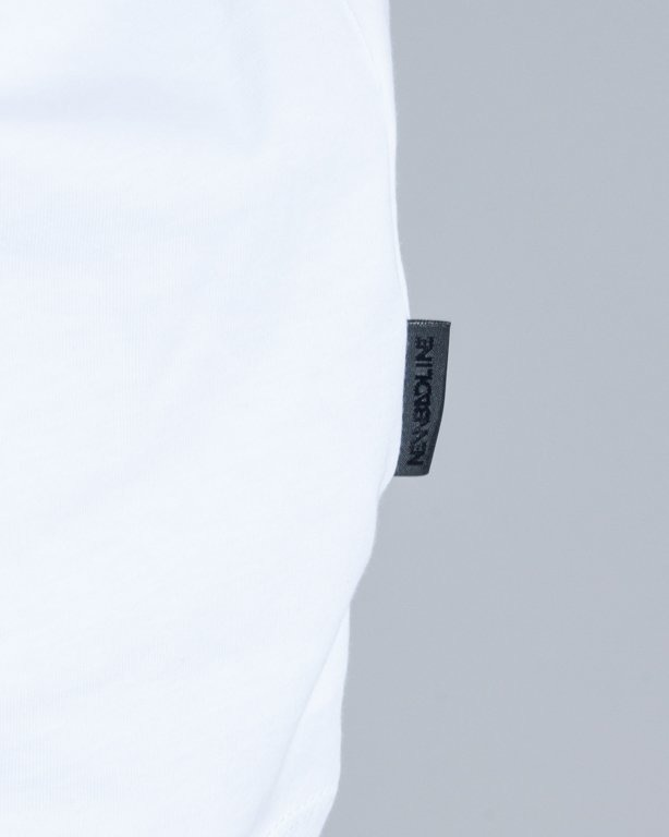 T-SHIRT SDM POCKET WHITE
