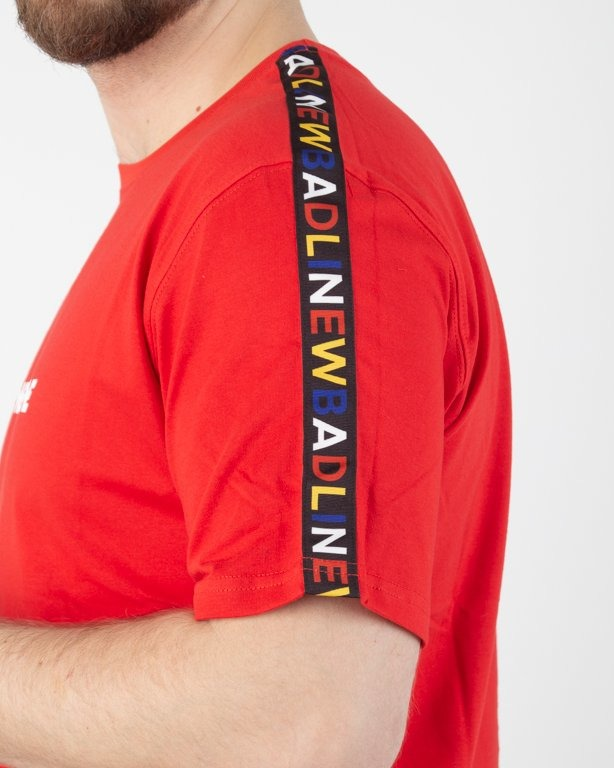 T-SHIRT TAPE RED