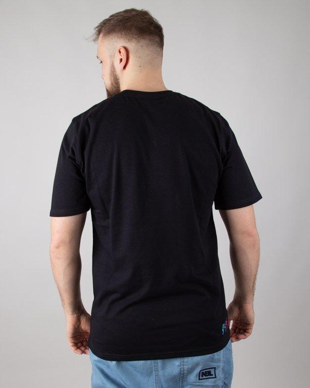 T-SHIRT THUNDER BLACK
